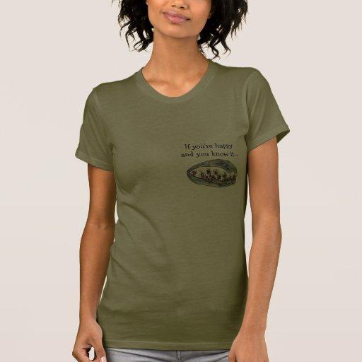 Almeja su camiseta/ropa divertidas de las hormigas