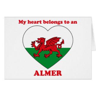 Almer Card