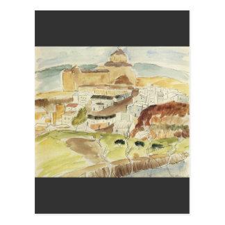 Almeria III by Walter Gramatte Postcard