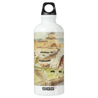 Almeria III by Walter Gramatte Water Bottle