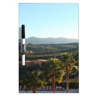 Almeria Spain Dry Erase Whiteboard