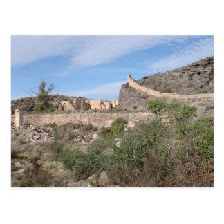 Almeria Spain Postcard