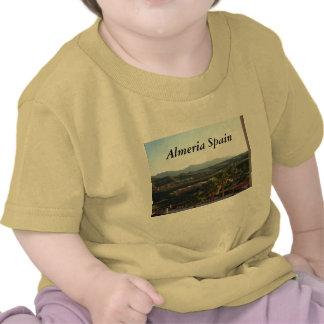 Almeria Spain Tshirt