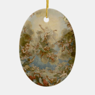 Almighty God the Father - Palace of Versailles Ceramic Ornament