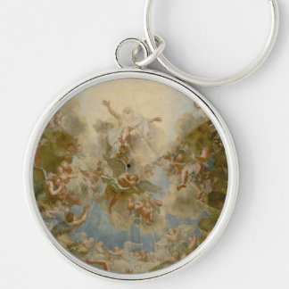 Almighty God the Father - Palace of Versailles Keychain
