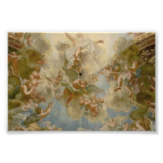 Almighty God the Father - Palace of Versailles Photo Print