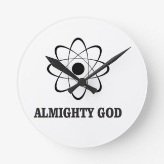 almighty god yeah round clock