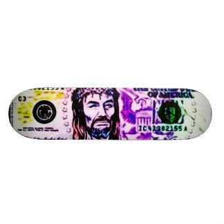 Almighty Jesus Graffiti Airbrush Art Trick Deck