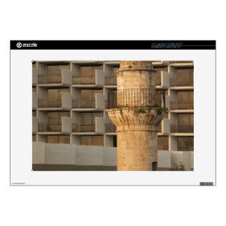 Alminar de la mezquita de la costa del al-Bahr del Portátil 38,1cm Skin