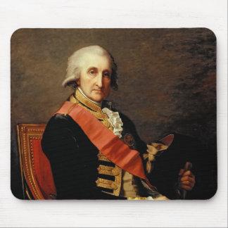 Almirante George Brydges Rodney 1791 Tapetes De Raton
