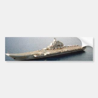 Almirante Kuznetsov Pegatina Para Auto