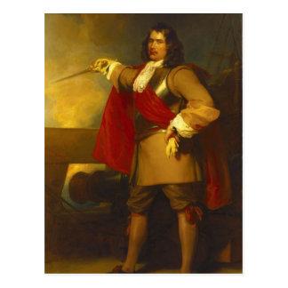 Almirante Roberto Blake Postal
