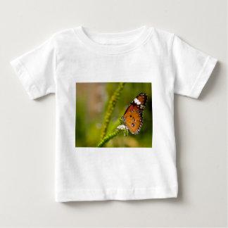 almirante rojo de las mariposas remeras
