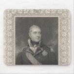 Almirante sir Edward Pellew, c.1810 Tapete De Ratón