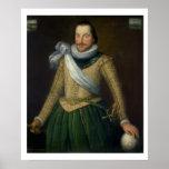 Almirante sir Thomas Button (d.1694) Impresiones