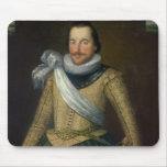 Almirante sir Thomas Button (d.1694) Mousepads