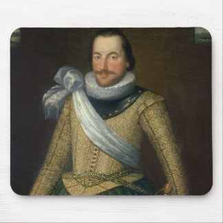 Almirante sir Thomas Button (d.1694) Mousepads