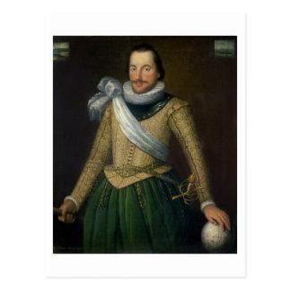Almirante sir Thomas Button (d.1694) Tarjetas Postales