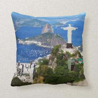 Almofada Rio Colorida Travesseiros