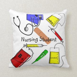 Almohada #2 del estudiante del oficio de enfermera