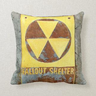 Almohada #4 del refugio de polvillo radiactivo