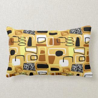 Almohada abstracta moderna #31 de las formas de