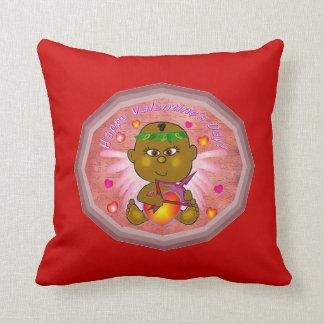 Almohada africana del bebé del Cupid