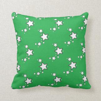 Almohada alegre de las estrellas