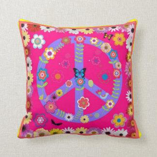 Almohada - almohada retra maravillosa del símbolo