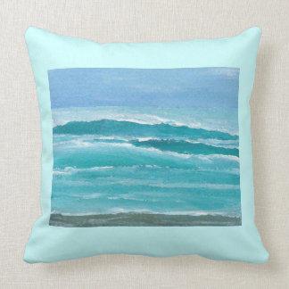 Almohada apacible 1 de la decoración de la playa