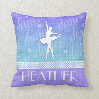 Almohada apasionada del bailarín