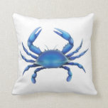 Almohada atlántica del cangrejo azul del Chesapeak