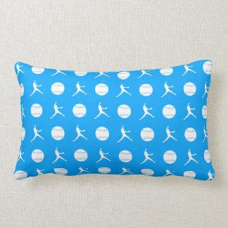 Almohada azul de Fastpitch