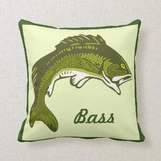Almohada baja de salto de los pescados cojín decorativo