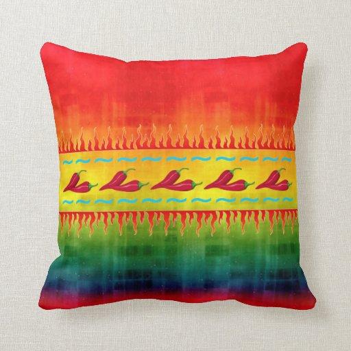 Almohada caliente de MoJo del americano del tamal