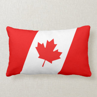 Almohada canadiense de MoJo del americano de la