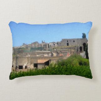 Almohada casera del acento de Pompeya Italia Cojín Decorativo