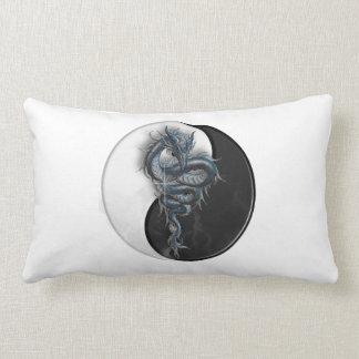 Almohada china de MoJo del rectángulo del dragón d