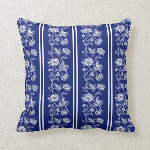 Almohada china floral imponente del modelo del
