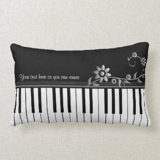 Almohada con clase adaptable del piano
