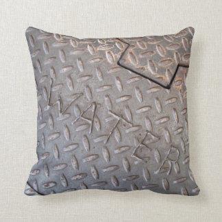almohada con la cubierta del contador del agua de cojín decorativo