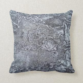 Almohada concreta del extracto de la prueba