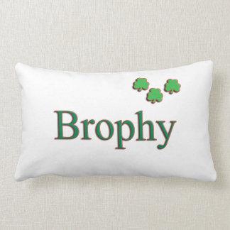 Almohada conocida irlandesa de Brophy