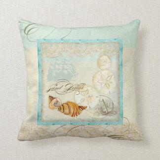Almohada costera de la decoración del hogar de la cojín decorativo