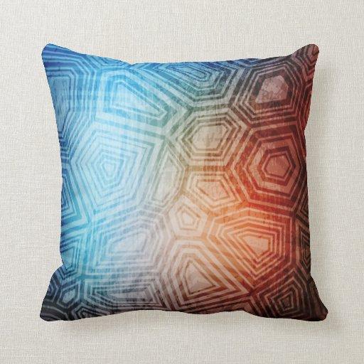 almohada creativa del diseño
