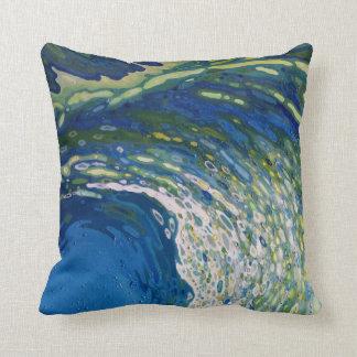 Almohada creciente de la playa del mar de Margaret