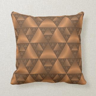 Almohada de Brown del fractal del toldo