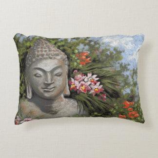 """Almohada de Buda """"del ídolo perdido"""" Cojín"""
