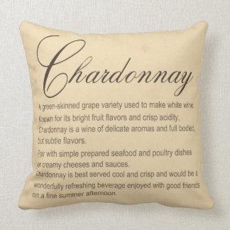 Almohada de Chardonnay