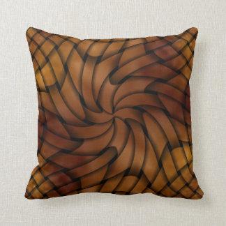 Almohada de cobre del remolino de la armadura
